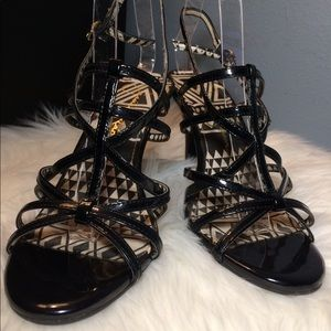 Jessica Simpson Patent-Leather Shoes